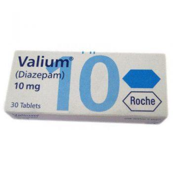 Valium 10mg/50tabs – Roche