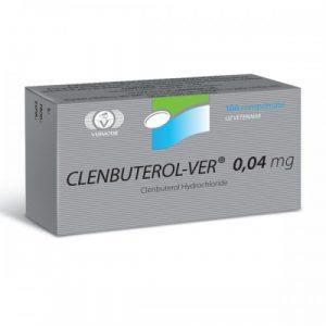 Clenbuterol 0,04mg/100tabs – Vermodje