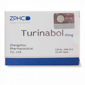 Turinabol 20mg/50tabs – Zengzhou
