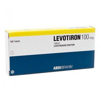 Levotiroxinan T4 100 mg – Abdi Ibrahim