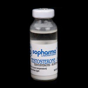 Testosterone Suspension 100mg – Sopharma Laboratories