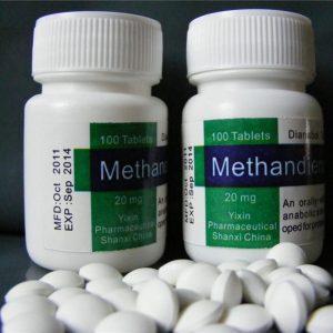 Dianabol 10mg 100 tablets – Yixin Pharm