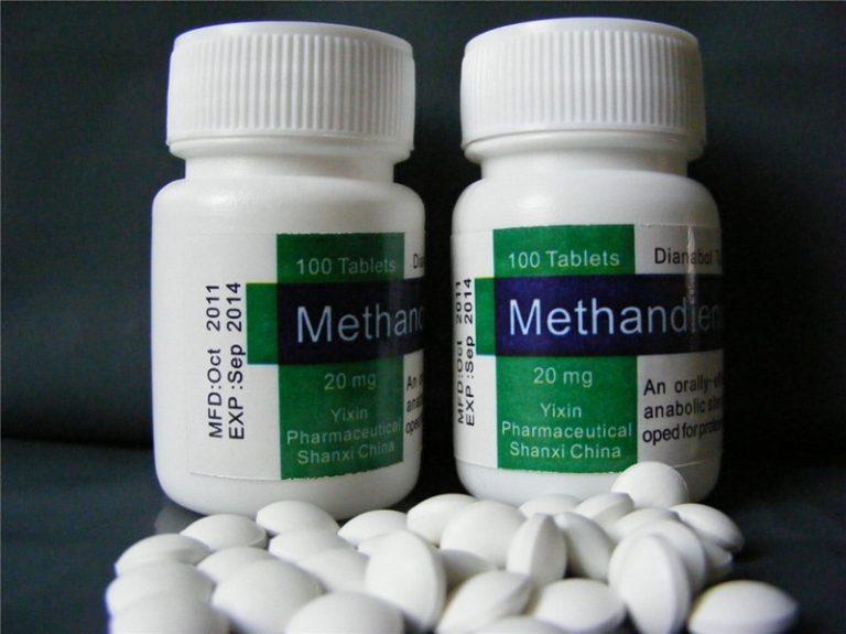 Dianabol 10mg 100 tablets – Yixin Pharm – anabolics365 com