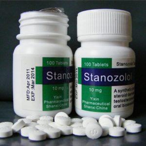 Stanozolol (Winstrol) 10mg 100tabs – Yixin Pharm