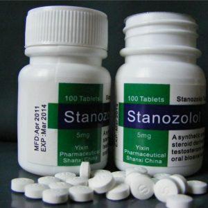 Stanozolol (Winstrol) 5mg 100tabs – Yixin Pharm