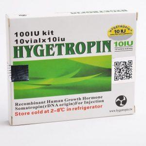 Hygetropin 10iu/10vials 100 iu kit