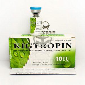 KIGTROPIN  10IU/10 vials