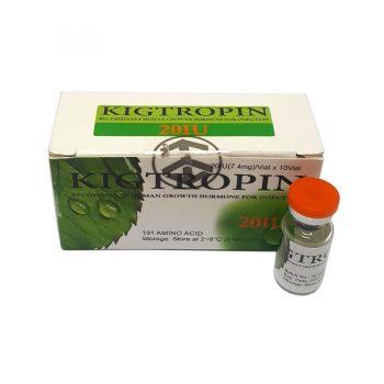 KIGTROPIN 20IU/10 vials –  200iu kit